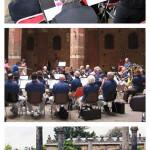 Burton Concert Band Collage