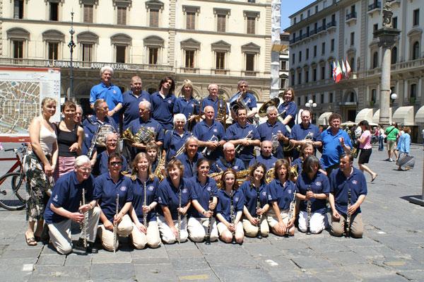 Burton Concert Band Florence