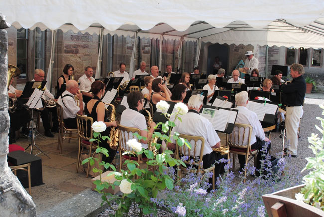 Burton Concert Band Hampton Court