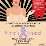 Film Music Concert Poster